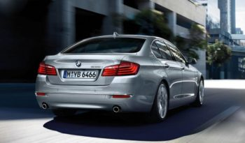 BMW 535i, Navi, Leather, ABS full