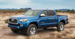 Toyota Tacoma 4WD, XSE, Leather