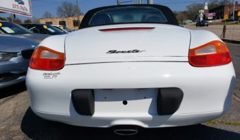 1997 Porsche Boxster 2dr Roadster Manual full